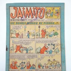 Tebeos: JAIMITO REVISTA JUVENIL N.º 617. (VVAA) EDITORIAL VALENCIANA, 1961. Lote 108809347