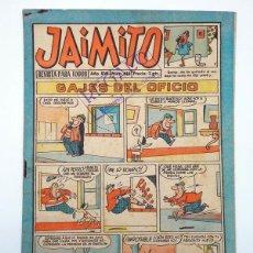 Tebeos: JAIMITO REVISTA JUVENIL N.º 618. (VVAA) EDITORIAL VALENCIANA, 1961. Lote 108809351