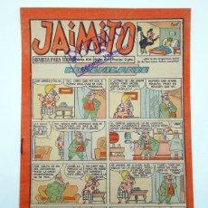 Tebeos: JAIMITO REVISTA JUVENIL N.º 619. (VVAA) EDITORIAL VALENCIANA, 1961. Lote 108809355
