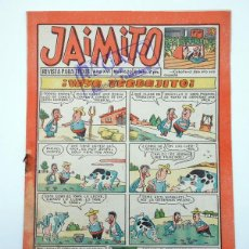 Tebeos: JAIMITO REVISTA JUVENIL N.º 620. (VVAA) EDITORIAL VALENCIANA, 1961. Lote 108809464
