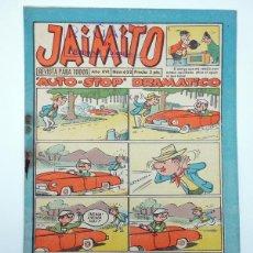 Tebeos: JAIMITO REVISTA JUVENIL N.º 622. (VVAA) EDITORIAL VALENCIANA, 1961. Lote 108809476