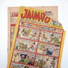 Tebeos: JAIMITO REVISTA JUVENIL N.º 741. (VVAA) EDITORIAL VALENCIANA, 1963. Lote 108809528