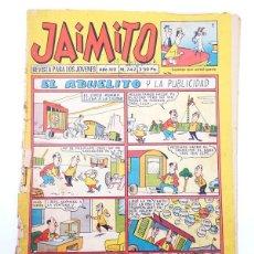 Tebeos: JAIMITO REVISTA JUVENIL N.º 747. (VVAA) EDITORIAL VALENCIANA, 1964. Lote 108809532