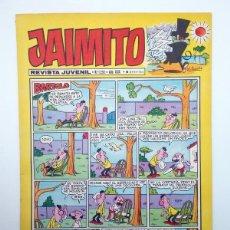 Tebeos: JAIMITO REVISTA JUVENIL N.º 1258. (VVAA) EDITORIAL VALENCIANA, 1974. Lote 108809723