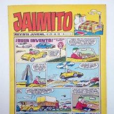 Tebeos: JAIMITO REVISTA JUVENIL N.º 1260. (VVAA) EDITORIAL VALENCIANA, 1974. Lote 108809727