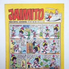 Tebeos: JAIMITO REVISTA JUVENIL N.º 1261. (VVAA) EDITORIAL VALENCIANA, 1974. Lote 108809731