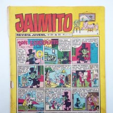Tebeos: JAIMITO REVISTA JUVENIL N.º 1286. (VVAA) EDITORIAL VALENCIANA, 1974. Lote 108809747