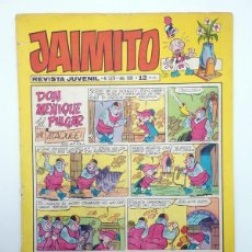Tebeos: JAIMITO REVISTA JUVENIL N.º 1379. (VVAA) EDITORIAL VALENCIANA, 1976. Lote 108809751