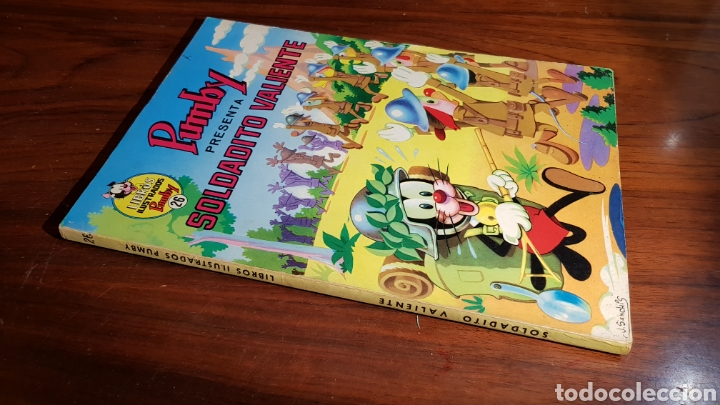 PUMBY 26 BUEN ESTADO VALENCIANA (Tebeos y Comics - Valenciana - Pumby)