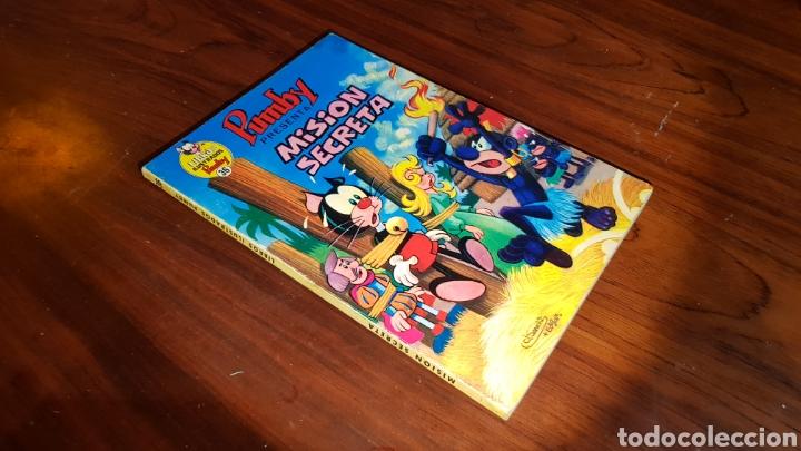 PUMBY 36 MUY BUEN ESTADO VALENCIANA LIBROS ILUSTRADOS (Tebeos y Comics - Valenciana - Pumby)