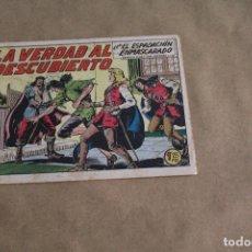 Tebeos: EL ESPADACHÍN ENMASCARADO Nº 224, EDITORIAL VALENCIANA. Lote 109041219