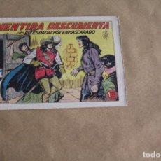 Tebeos: EL ESPADACHÍN ENMASCARADO Nº 230, EDITORIAL VALENCIANA. Lote 109041367