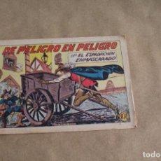 Tebeos: EL ESPADACHÍN ENMASCARADO Nº 234, EDITORIAL VALENCIANA. Lote 109041543
