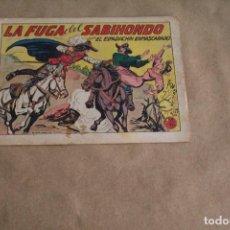 Tebeos: EL ESPADACHÍN ENMASCARADO Nº 236, EDITORIAL VALENCIANA. Lote 109041623