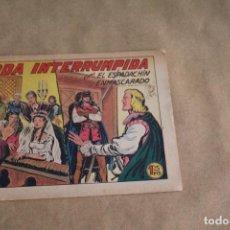 Tebeos: EL ESPADACHÍN ENMASCARADO Nº 238, EDITORIAL VALENCIANA. Lote 109041675