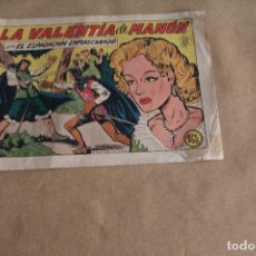 Tebeos: EL ESPADACHÍN ENMASCARADO Nº 240, EDITORIAL VALENCIANA. Lote 109041795