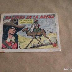 Tebeos: EL ESPADACHÍN ENMASCARADO Nº 250, EDITORIAL VALENCIANA. Lote 109042255
