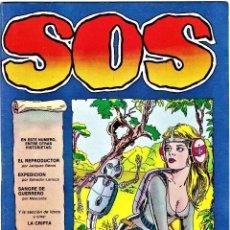 Tebeos: SOS 2ª SERIE Nº: 00 (DE 3? DE COLECCIÓN COMPLETA) VALENCIANA, 1984. Lote 140909452
