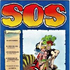 Tebeos: SOS 2ª SERIE Nº: 01 (DE 3? DE COLECCIÓN COMPLETA) VALENCIANA, 1984. Lote 140909408