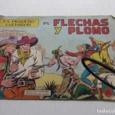Tebeos: EL PEQUEÑO LUCHADOR Nº 20 EDITORIAL VALENCIANA 1960 ORIGINAL CSADUR86. Lote 109357507