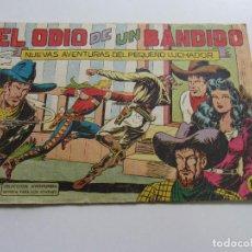 Tebeos: EL PEQUEÑO LUCHADOR Nº 48 ORIGINAL -21X32 VALENCIANA CSADUR86. Lote 109357747