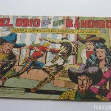 Tebeos: EL PEQUEÑO LUCHADOR Nº 48 ORIGINAL -21X32 VALENCIANA CSADUR86. Lote 109357787