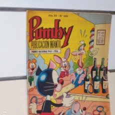 Tebeos: PUMBY Nº 606 - VALENCIANA -. Lote 109378291