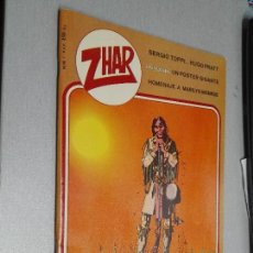 Tebeos: ZHAR / SERGIO TOPPI - HUGO PRATT / ED. VALENCIANA 1983. Lote 109436639