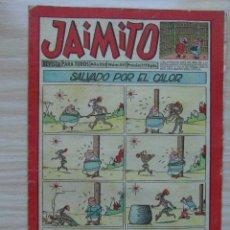 Tebeos: JAIMITO Nº 442 AÑO XIII. EDITORIAL VALENCIANA. 1958. Lote 109457111