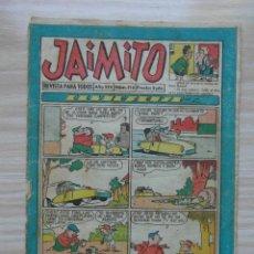 Tebeos: JAIMITO Nº 510 AÑO XIV. EDITORIAL VALENCIANA. 1959. Lote 109457311