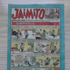 Tebeos: JAIMITO Nº 529 AÑO XIV. EDITORIAL VALENCIANA. 1959. Lote 109457911