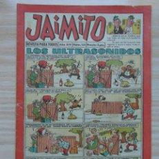 Tebeos: JAIMITO Nº 532 AÑO XIV. EDITORIAL VALENCIANA. 1959. Lote 109458167