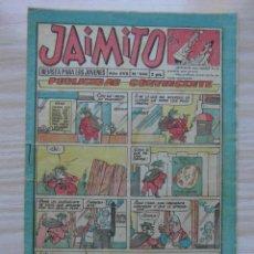 Tebeos: JAIMITO Nº 646 AÑO XVII. EDITORIAL VALENCIANA. 1962. Lote 109458919