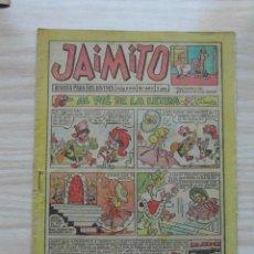 Tebeos: JAIMITO Nº 693 AÑO XVIII. EDITORIAL VALENCIANA. 1963. Lote 109459747