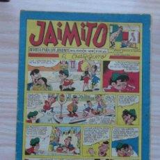 Tebeos: JAIMITO Nº 698 AÑO XVIII. EDITORIAL VALENCIANA. 1963. Lote 109460819