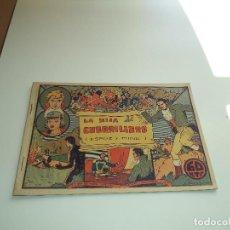 Tebeos: LA HIJA DEL GUERRILLERO ESPOZ Y MINA SELECCIÓN AVENTURERA AÑO 1941 Nº6 ORIGINAL EDITORIAL VALENCIANA. Lote 109525063