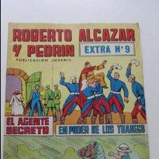 Giornalini: ROBERTO ALCÁZAR Y PEDRÍN EXTRA Nº 9 VALENCIANA 1979. VALENCIANA SDX13. Lote 109551747