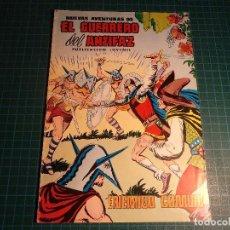Livros de Banda Desenhada: NUEVAS AVENTURAS DE EL GUERRERO DEL ANTIFAZ. Nº 69. VALENCIANA. (B-1).. Lote 110645071