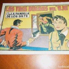 LA PANDILLA DE LOS SIETE Nº 50-ORIGINAL