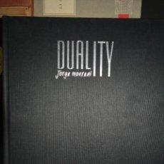 Tebeos: DUALITY. EDICIONES BABYLON. AUTOR: JORGE MONREAL. Lote 110776111