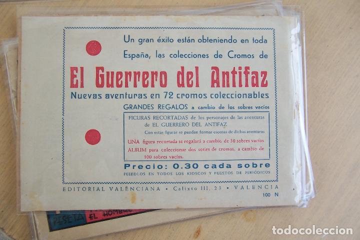 Tebeos: Valenciana, lote 26 nº roberto alcázar contra el hombre diabólico - Foto 10 - 53541884