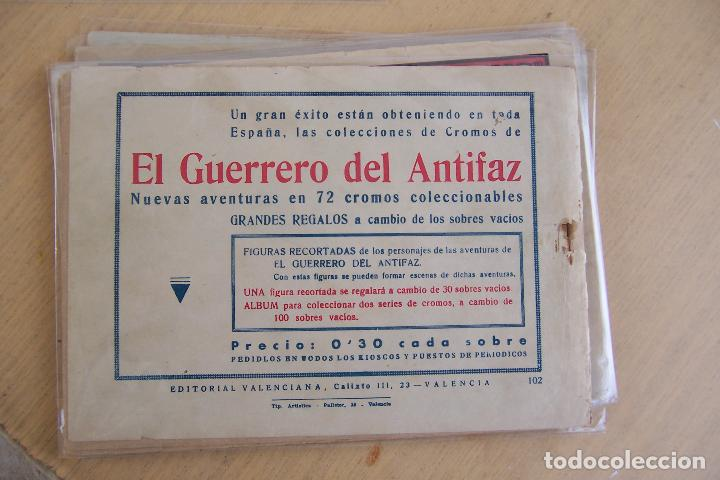 Tebeos: Valenciana, lote 26 nº roberto alcázar contra el hombre diabólico - Foto 12 - 53541884