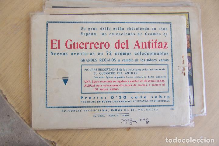 Tebeos: Valenciana, lote 26 nº roberto alcázar contra el hombre diabólico - Foto 14 - 53541884