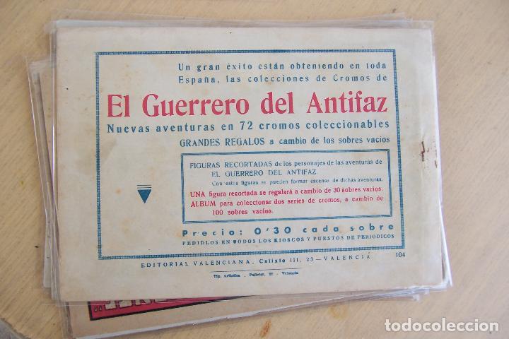 Tebeos: Valenciana, lote 26 nº roberto alcázar contra el hombre diabólico - Foto 16 - 53541884