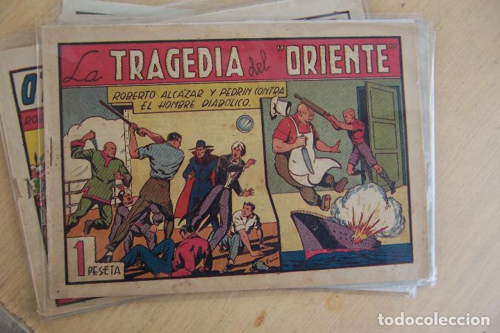Tebeos: Valenciana, lote 26 nº roberto alcázar contra el hombre diabólico - Foto 27 - 53541884