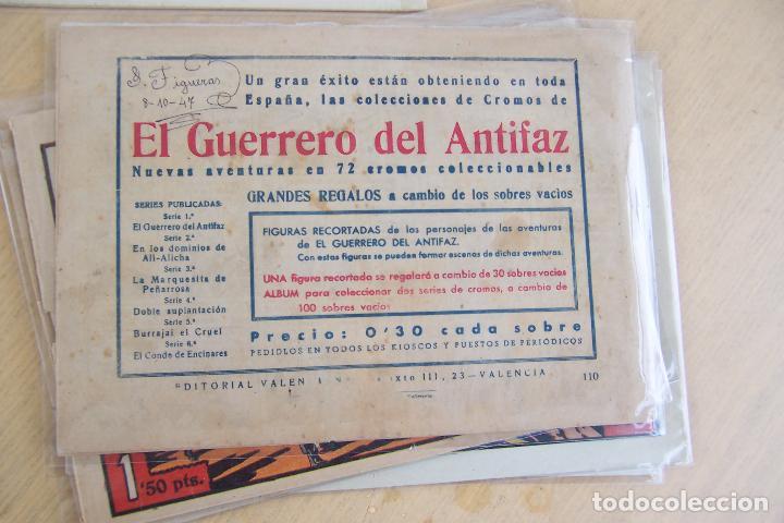 Tebeos: Valenciana, lote 26 nº roberto alcázar contra el hombre diabólico - Foto 28 - 53541884