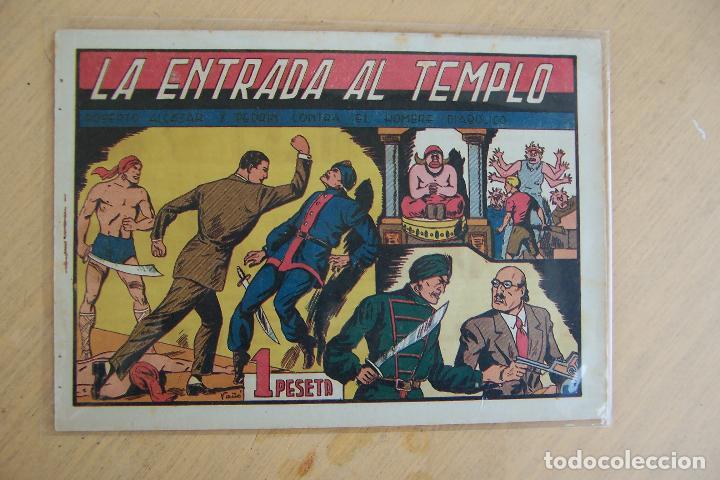 Tebeos: Valenciana, lote 26 nº roberto alcázar contra el hombre diabólico - Foto 45 - 53541884