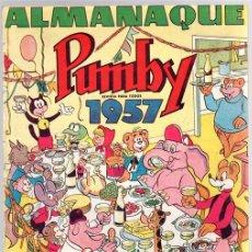 Tebeos: ALMANAQUE PUMBY 1957. Lote 111241924