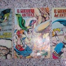 Tebeos: EL GUERRERO DEL ANTIFAZ - LOTE DE 3 TEBEOS (SALDO).. Lote 111336647