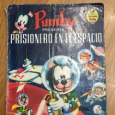 Tebeos: PUMBY - PRISIONERO EN EL ESPACIO - 1968. Lote 111512502